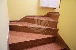 Blaty, schody, płytki